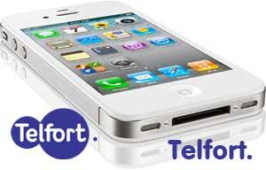 iPhone toestel met Telfort abonnement