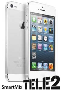 Tele2 met iPhone 5 SmartMix