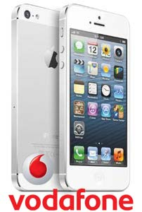 Vodafone met iPhone 5 abonnement