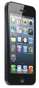 iPhone 5 zwart