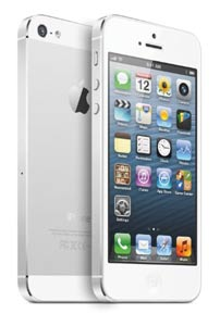 iPhone 5 wit