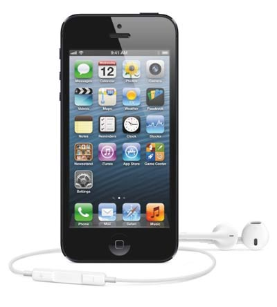 iPhone 5S 16GB Silver: