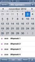 iPhone 5 kalender