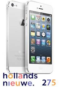 Hollands nieuwe met iPhone 5 abonnement