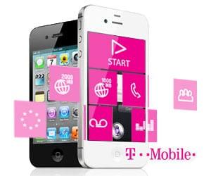 T-mobile iPhone 4 stel samen abonnement