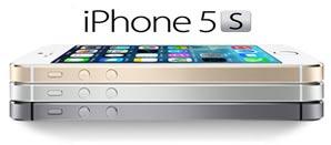 iPhone 5s 3kleuren liggend wit goud grijs