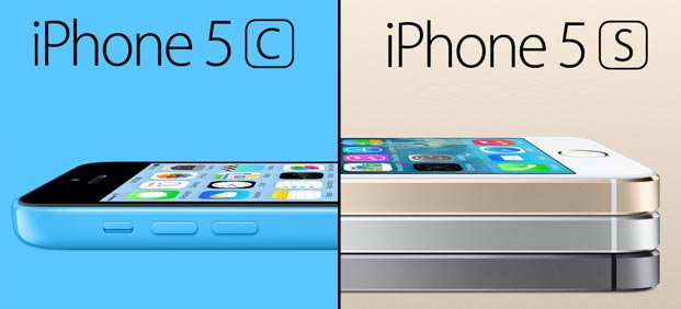 iPhone 5S of 5C?