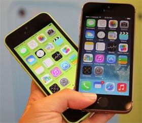 iPhone 5s of 5c kopen?