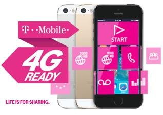 iPhone 5s bij T-mobile te koop