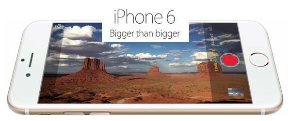 iPhone 6 wit 16gb en 32GB