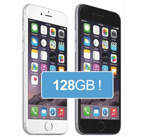iPhone 6 128GB aanbieding