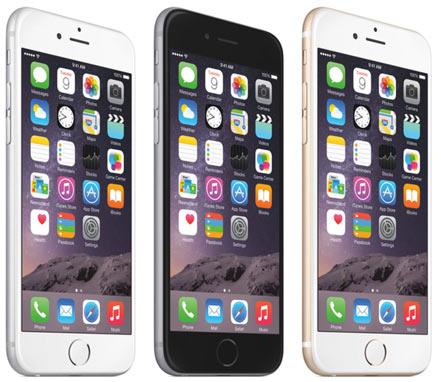 iPhone 6S lijkt erg op de iPhone 6