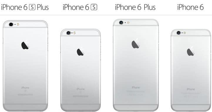 iPhone-6-6S-Plus-vergelijking