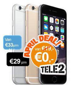 IPhone aanbiedingen met abonnement - iPhoned