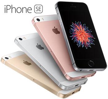De nieuwste & kleinste iPhone SE!