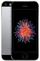 iphone se gray zwart