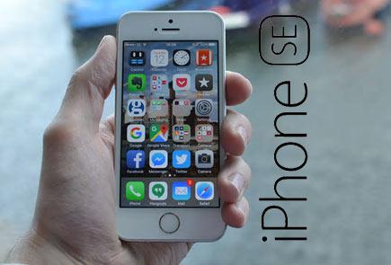 5 Redenen waarom de iPhone SE een slimme keus is