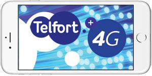 iPhone 6S nu ook met Telfort op 4G