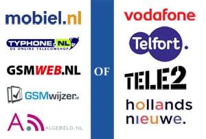 Kies je voor een webshop of een telecom provider?
