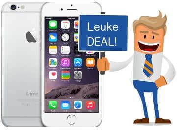 iPhone winkel aanbieding